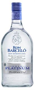 Ron Barcelo Rum Gran Platinum 750ml